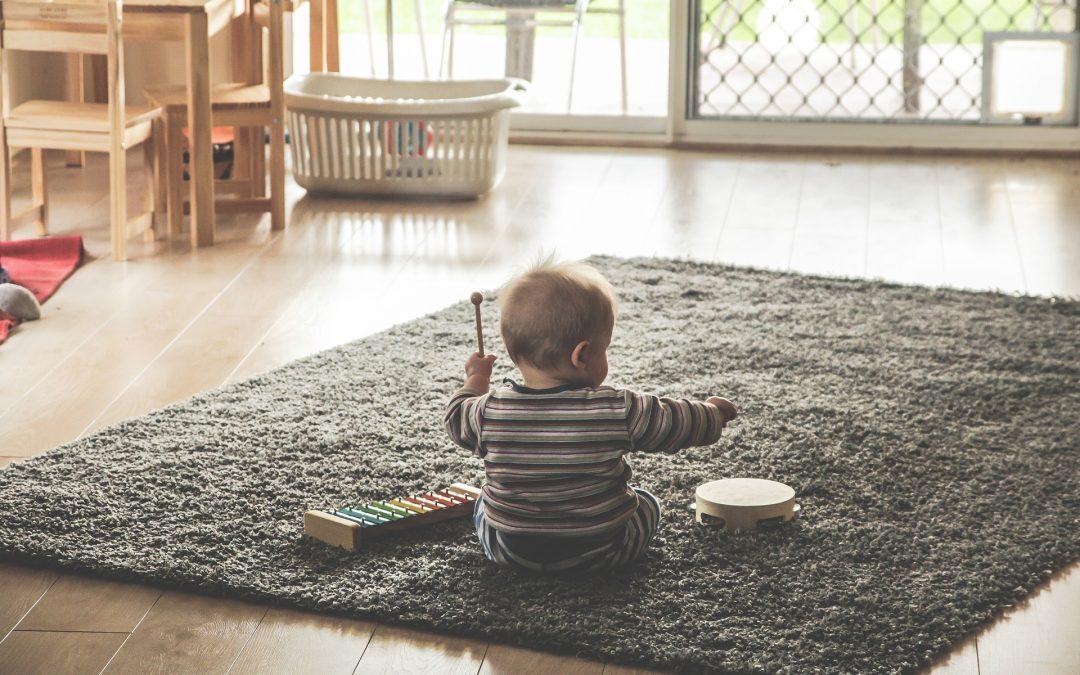 La música y los niños