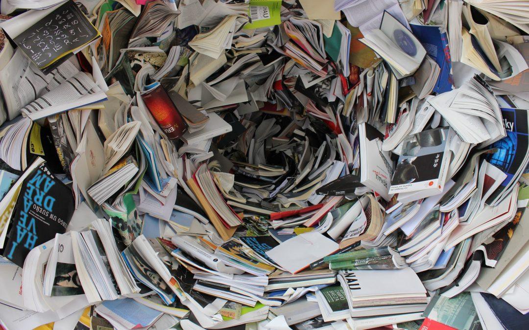 ¿Recomiendas libros con cabeza?