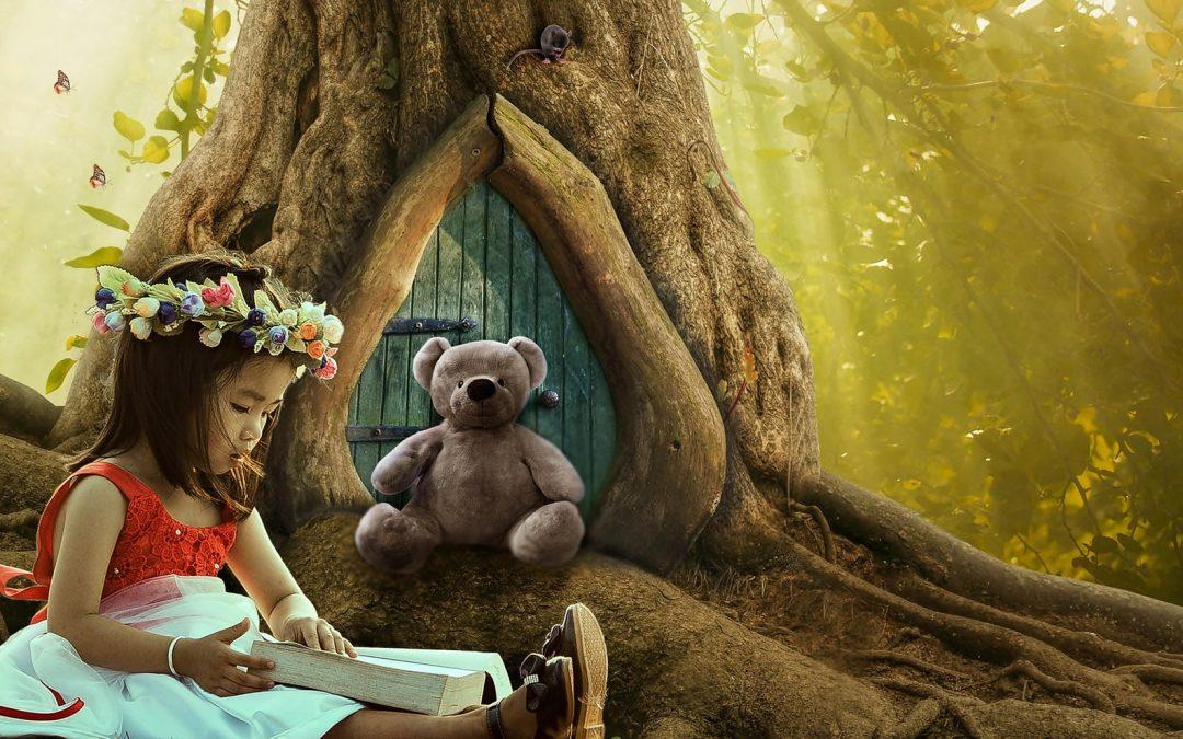 La importancia de los cuentos en la etapa de Infantil