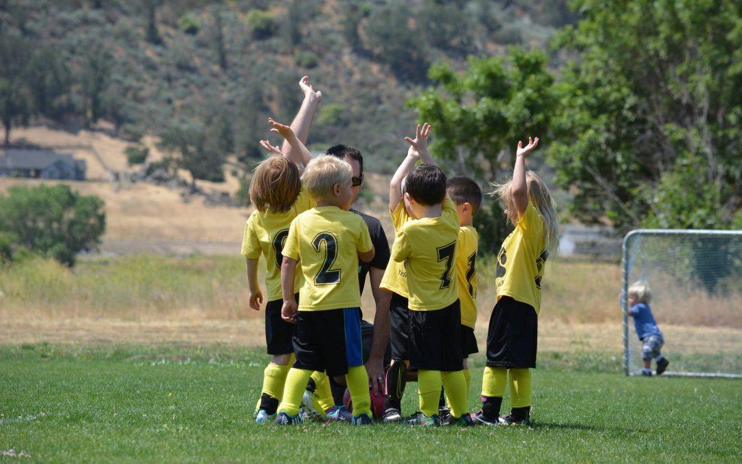 ¿Qué valores tienen los deportes de equipo?